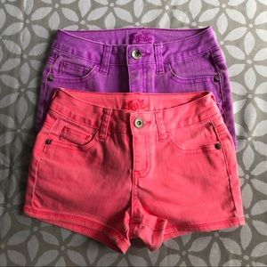 Justice Bottoms - Justice Shorts